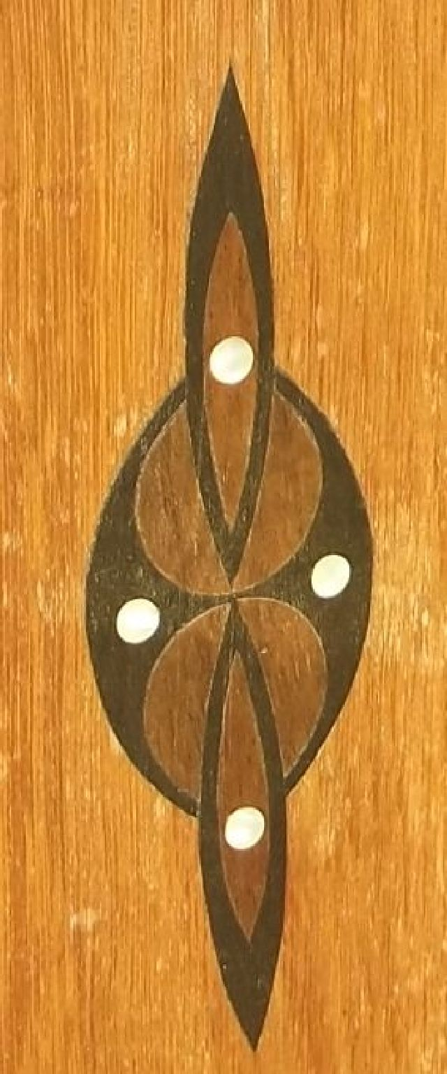 Schlafzimmer  ehebetten jugendstil perlmutt  bild um 1910 bett ...
