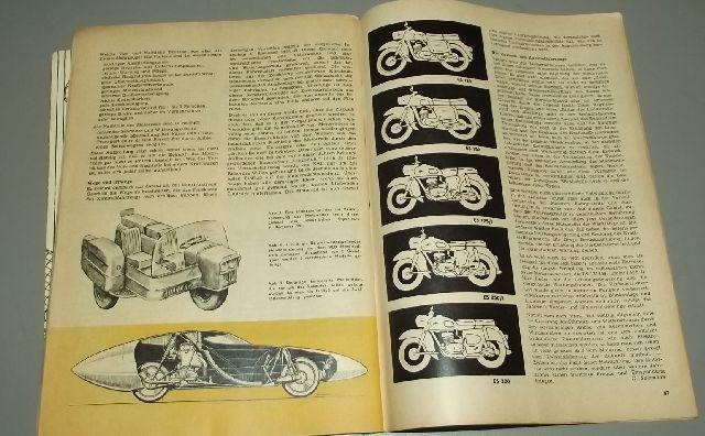 zeitschrift jugend und technik sonderheft das portr t der zukunft um 1960 ddr ebay. Black Bedroom Furniture Sets. Home Design Ideas