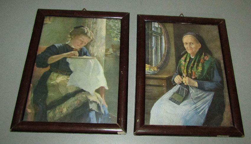 Entzückende Großmutter