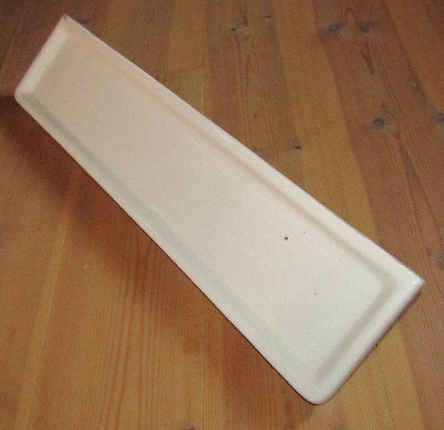 badkonsole ablage wei keramik badablage waschbecken regal. Black Bedroom Furniture Sets. Home Design Ideas